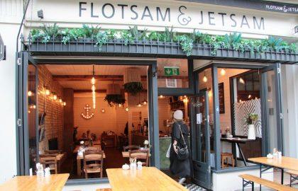 Flotsam and Jetsam Wandsworth common