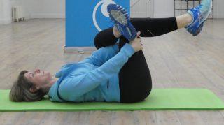 Bottom stretch