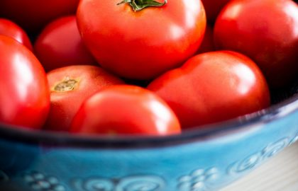 Tomatoes - the basis of the Mediterranean diet
