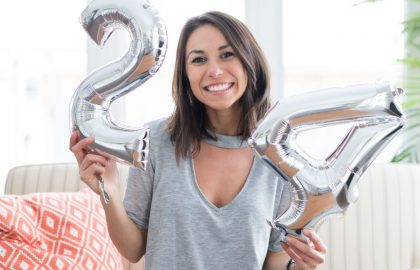 woman who is 24