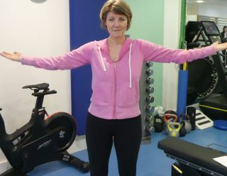Shoulder mobility exercise
