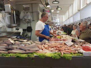 Fish market Cadiz