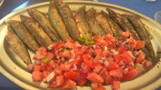 Sardines in Cadiz