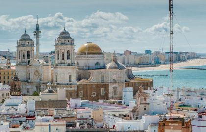 View of Cadiz