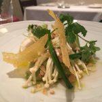 Curried parsnip soup Chez Bruce