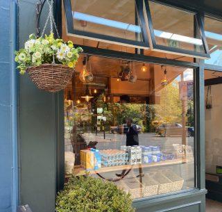 Bonsai Cafe Bellevue Road